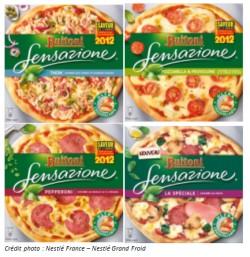 pizzas Buitoni