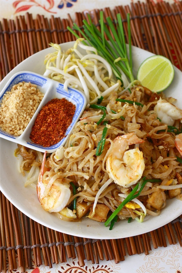 Pad Thai - A Fusion of Thai and Chinese Cuisines | Season with Spice