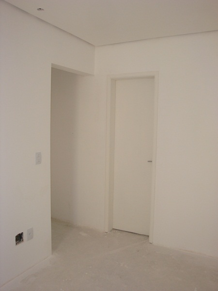 O AMBIENTE IDEAL Setembro 2012 ~ Quarto Pintado Branco Gelo