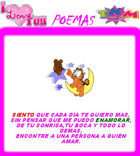 poemas y imagenes