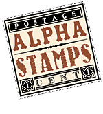 Alpha Stamps Guest Designer