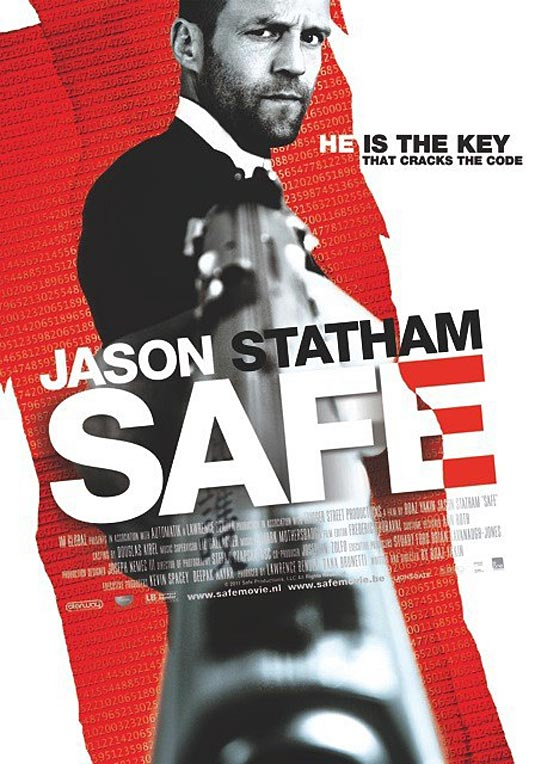 In theaters safe 2012 the entertainment factor