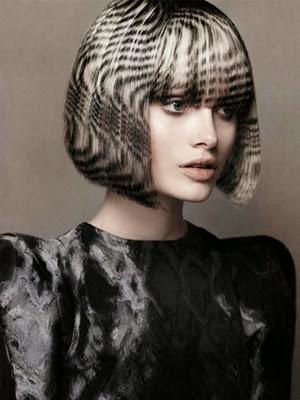 peinados 2014 look excentrico