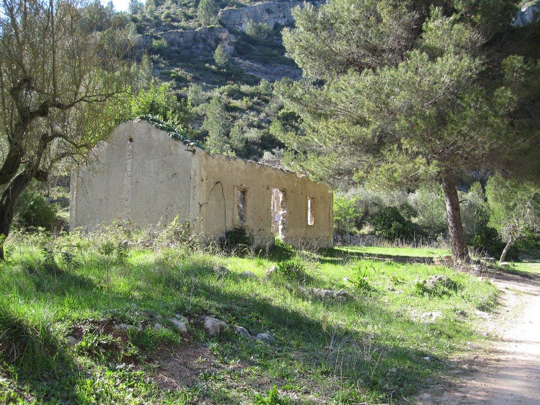 Caseta del Moro o de l´assut del Forn