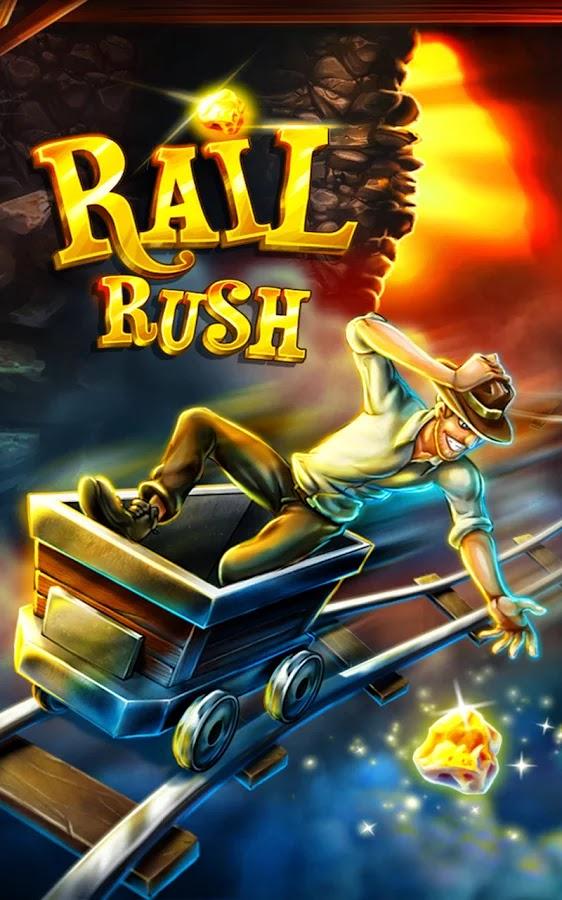 Rail Rush v1.9.7 Mod