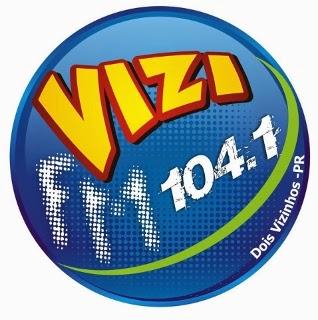 Rádio Vizi FM de Dois Vizinhos PR ao vivo