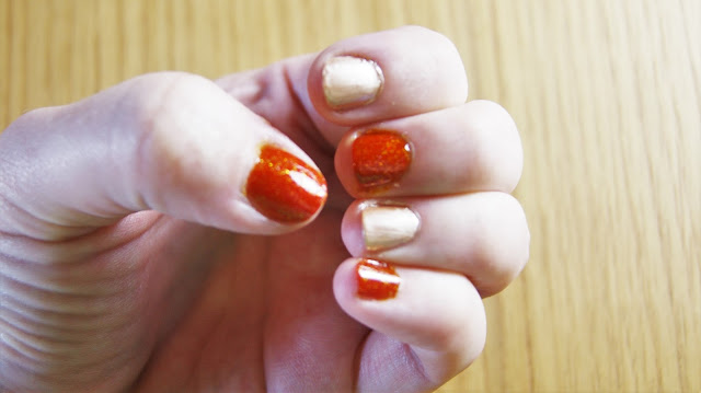 Halloween-Inspired Nails