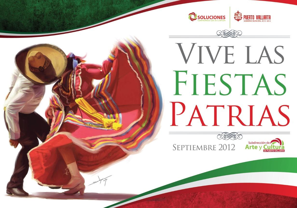 Cultura Vallarta: PROGRAMA DE FIESTAS PATRIAS 2012