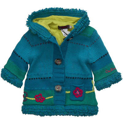 Designer Baby Catimini Winter 2011 2012 Coats