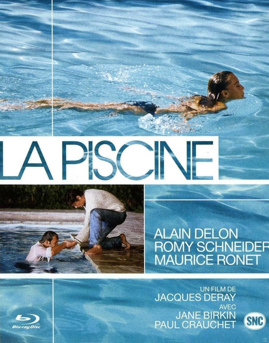 Cinema style fashion week muse tory burch and la piscine for Alain delon la piscine