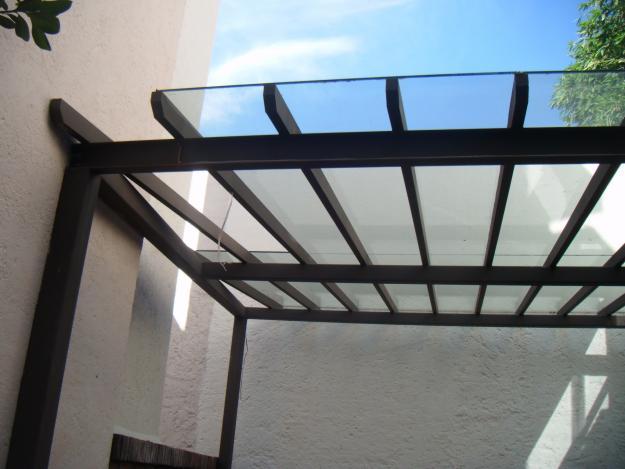 Davila aluminio y cristal su mejor eleccion domos for Techos de policarbonato para azoteas