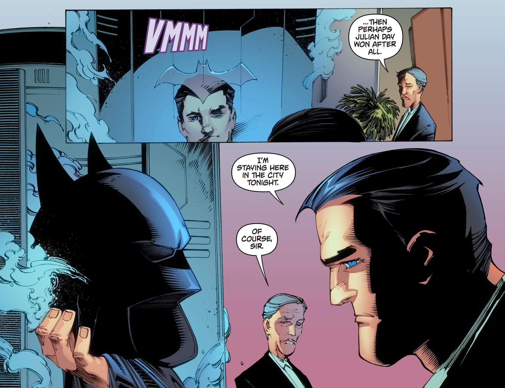Batman: Arkham Knight [I] Issue #35 #37 - English 20