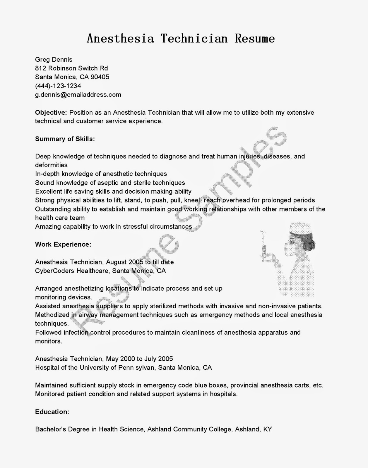 general technician resume college veterinary medicine cornell university sample resumes resume tips curriculum vitae cvs writing a cv sample