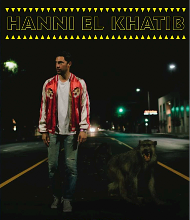 Hanni El Khatib @ Lee's Palace, Saturday