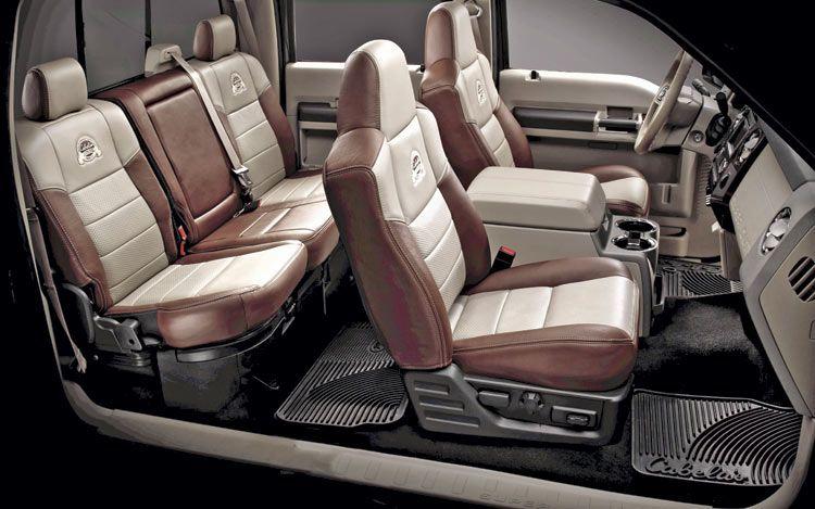 car new 2009 ford f series cabelas fx4. Black Bedroom Furniture Sets. Home Design Ideas