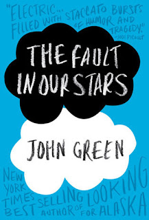Book club selection of The Fault In Our Stars by John Green