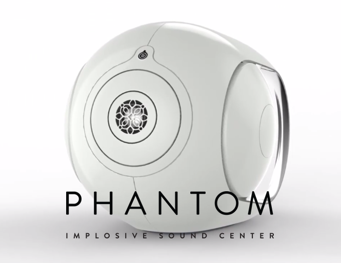 DEVIALET PHANTOM SPEAKER