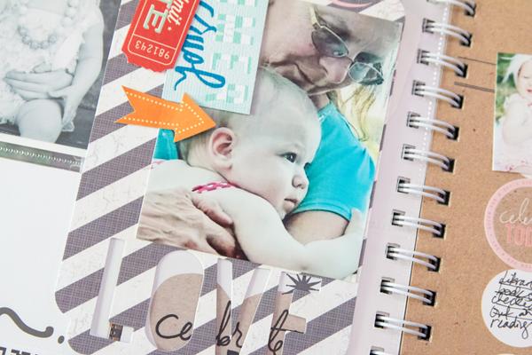 Heidi Swapp July Memory Planner Pages @createoften @heidiswapp #heidiswapp