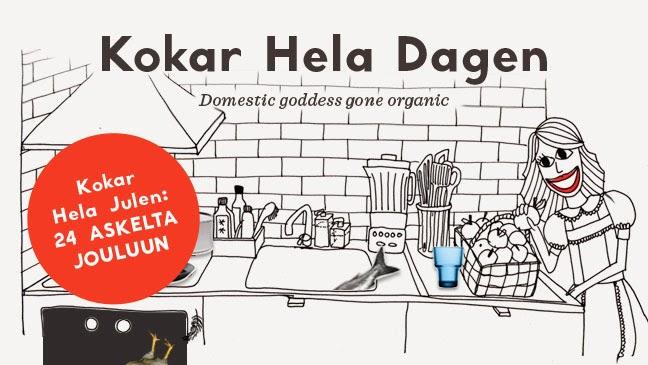 Kokar Hela Dagen