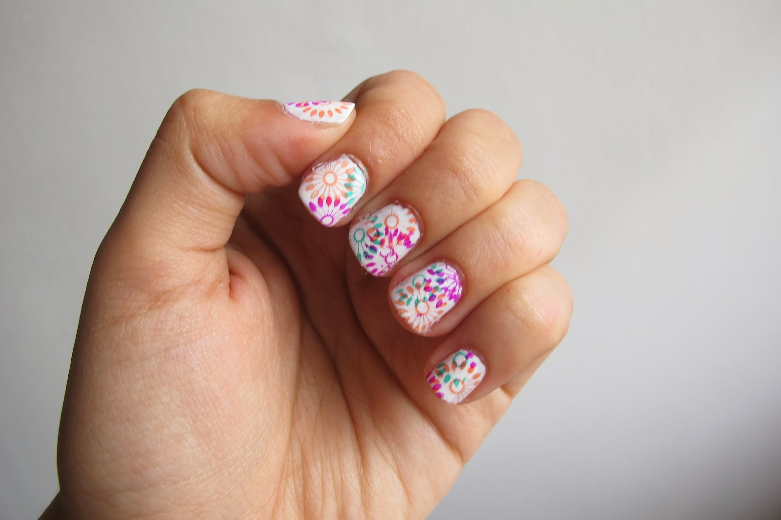Nail Stamping Kit Review