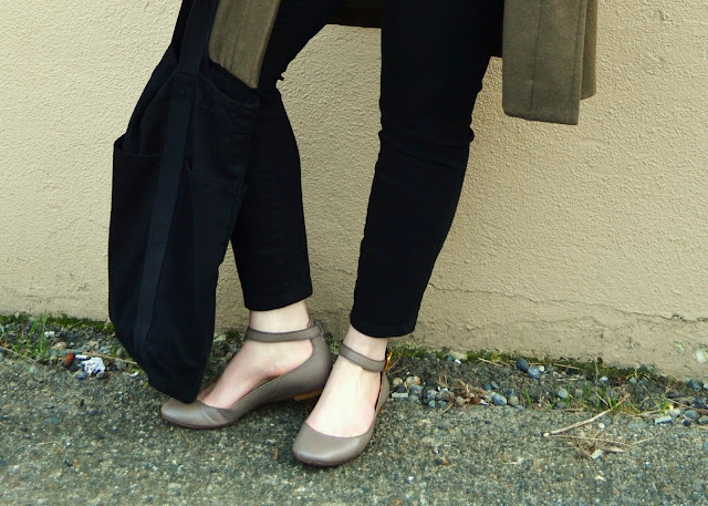 winter fashion, seattle, street style, fleur d'elise, chloe flats