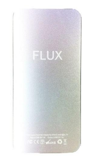 Harga Flux iPhone Model Powerbank 5600 mAh