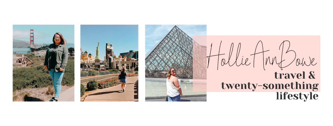 HollieAnnBowe - Travel and Lifestyle