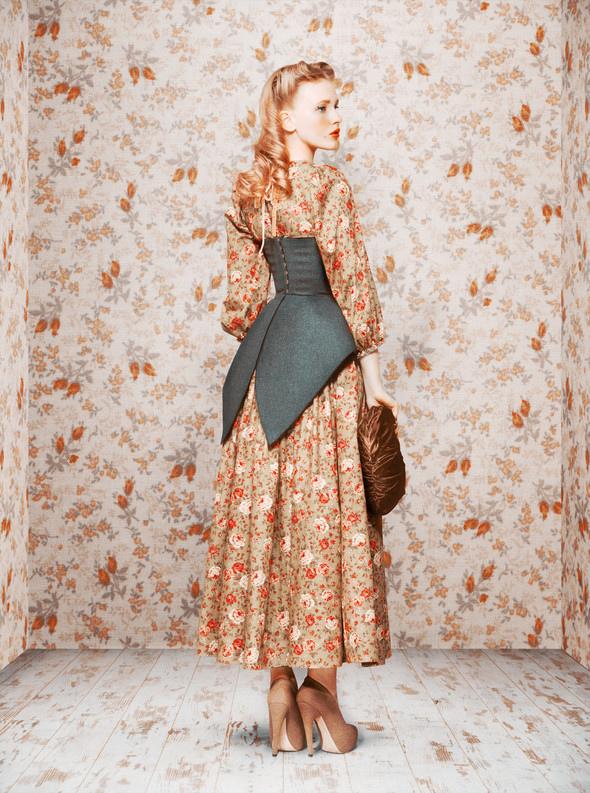 RETRO PASSION: Ульяна Сергиенко коллекция зима-лето 2011-2012