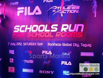 Schools Run for School Rooms