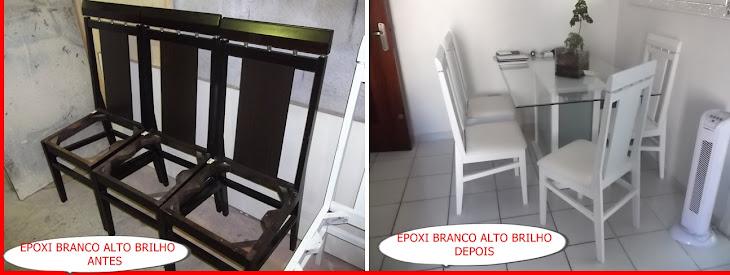 EPOXI BRANCO ALTO BRILHO