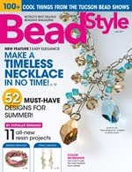 BeadStyle Magazine - July 2011