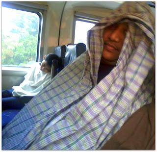 Dalam Keretapi