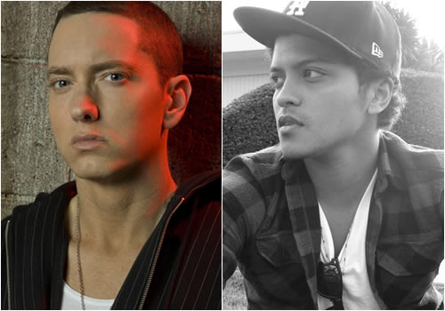 Eminem bruno s le cul