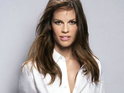 Hilary Swank, actriz. FILMA2. Making Of