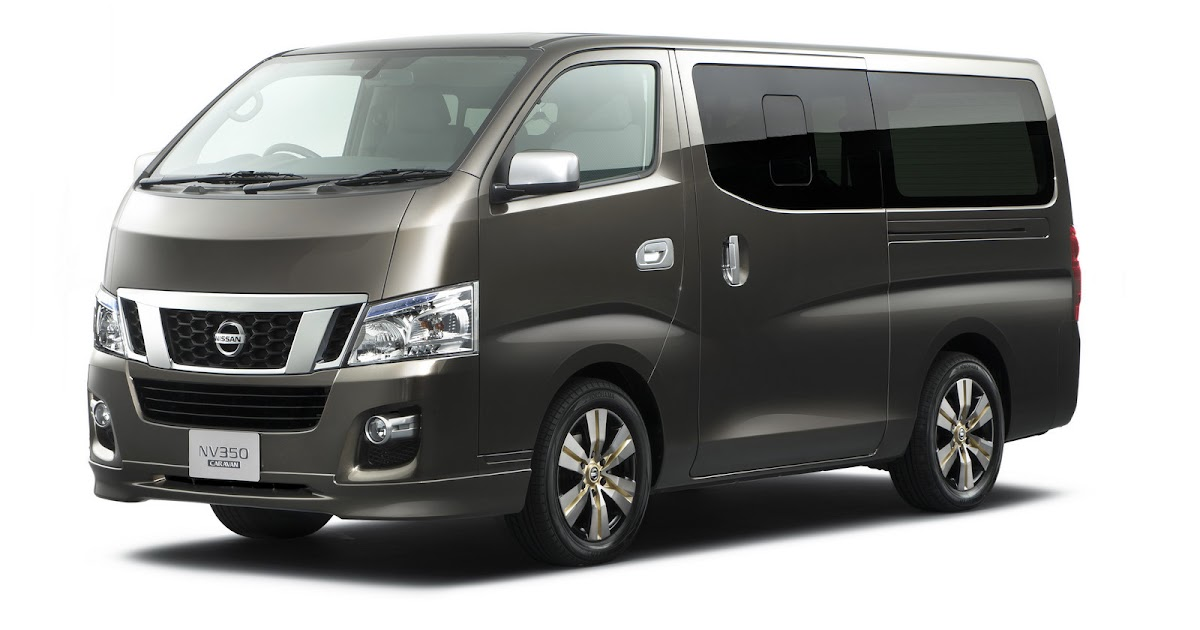 Nissan Nv Review >> AUTO REVIEW: Nissan NV350 Caravan