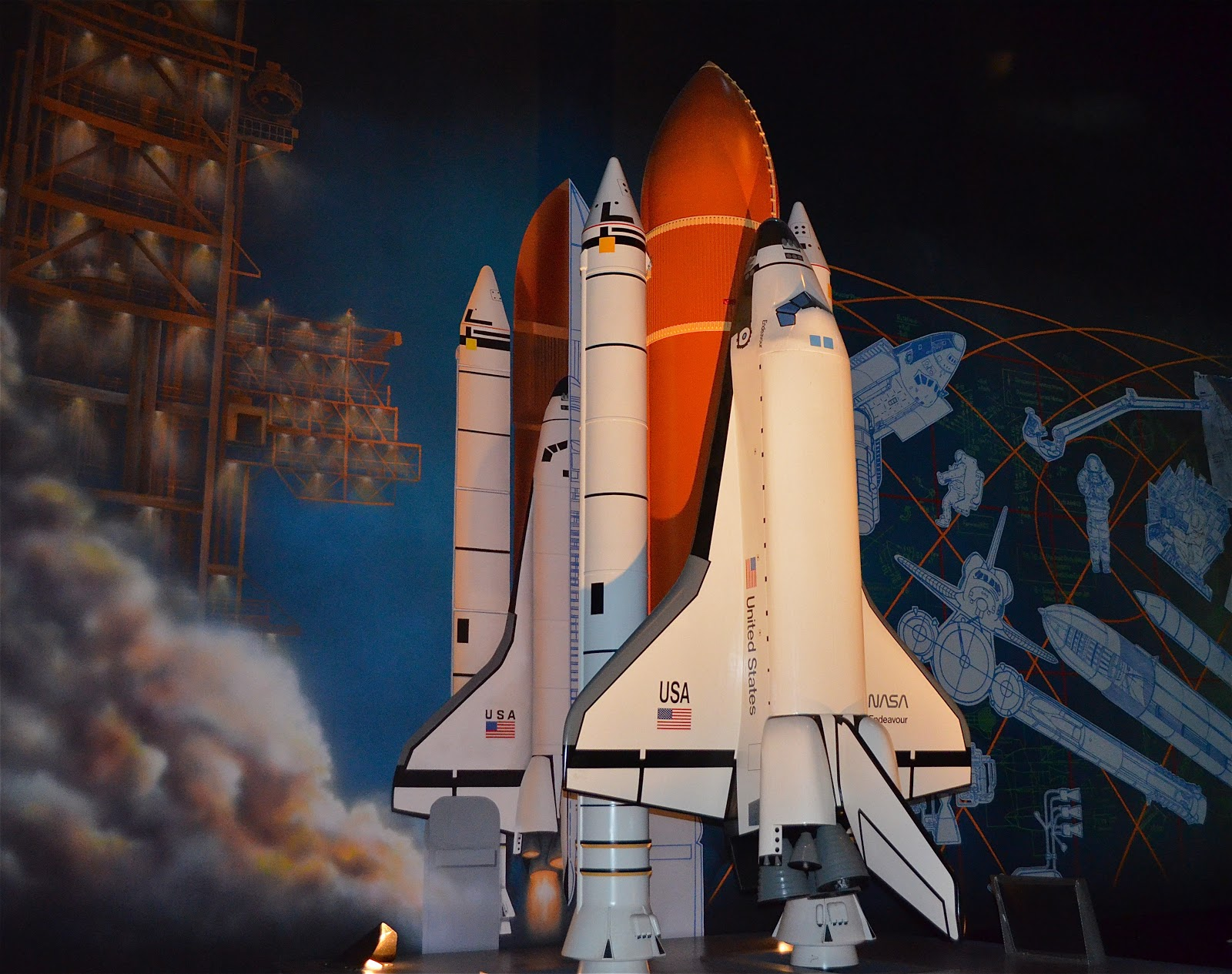 space shuttle jettison - photo #18