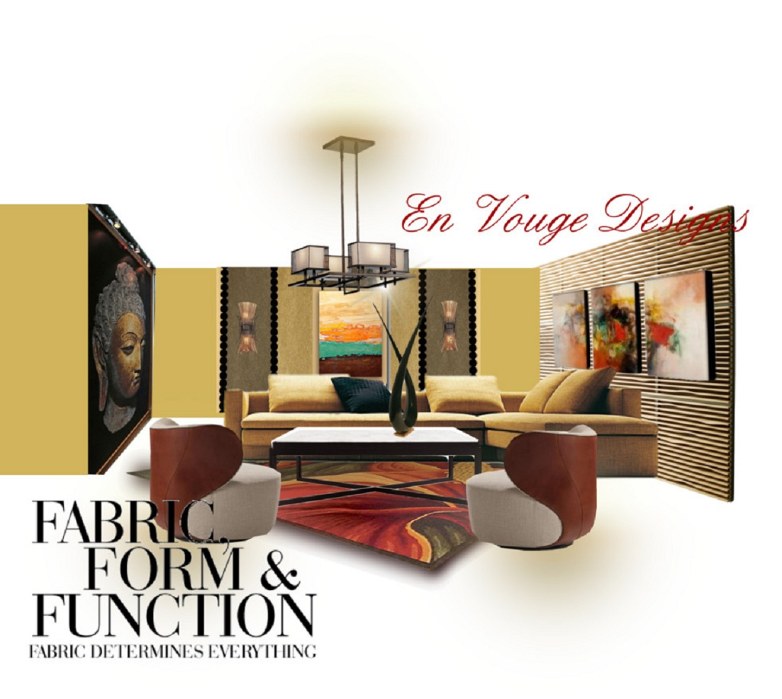 EnVouge Designs Tuscan Interior Design Elements