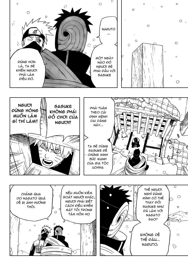 Naruto chap 463 Trang 10 - Mangak.info