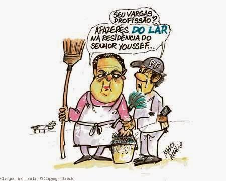 André Vargas foi preso por envolvimento na Lava Jato; Polícia Federal só prende gente honesta