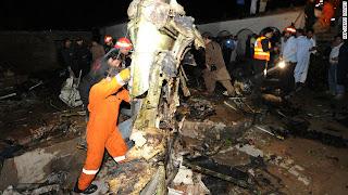 2012 Pakistan Aircrash