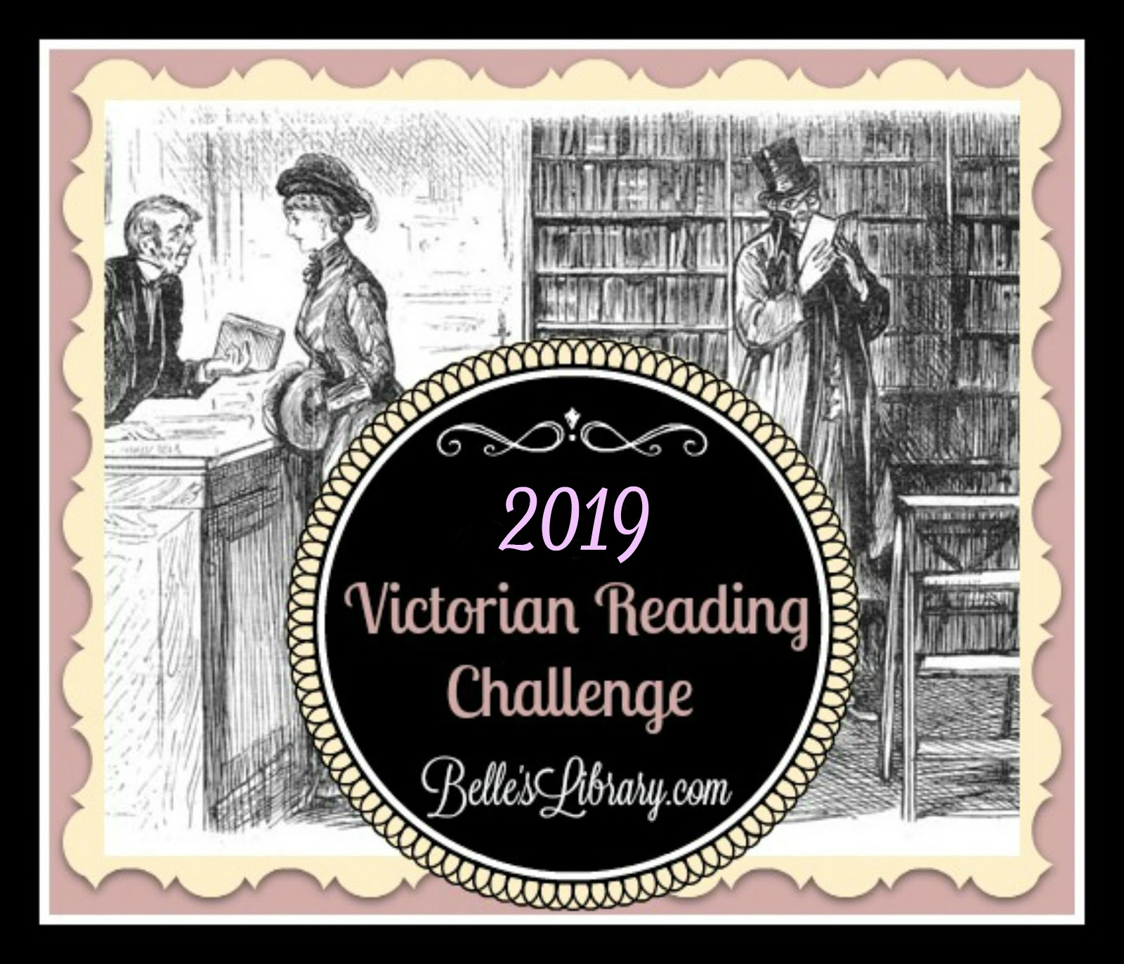 Check out the Victorian Reading Challenge!