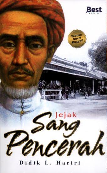 Novel Sang Pencerah Ahmad Dahlan