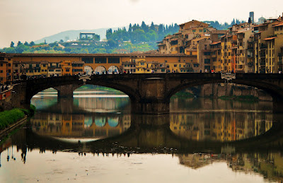 Ponte Vecchio, Florence, Italy