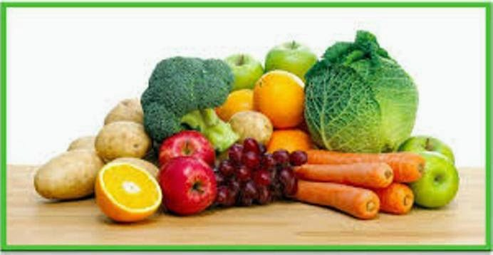 Makanan Sehat untuk kesehatan