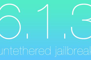 Cara Untethered Jailbreak iOS 6.1.3/5 iPhone dan iPod Touch