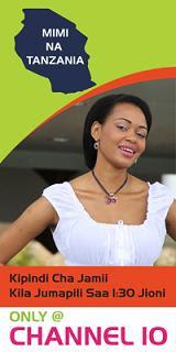 Mimi na Tanzania