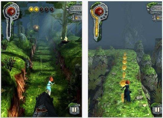 Temple Run - Brave v1.8 - Jogos Android - Download baixar apk gratis