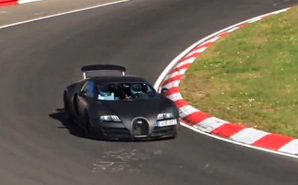 El sucesor del Bugatti Veyron se llamará Chiron