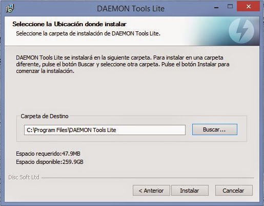 numero de serie para daemon tools 5.0.1
