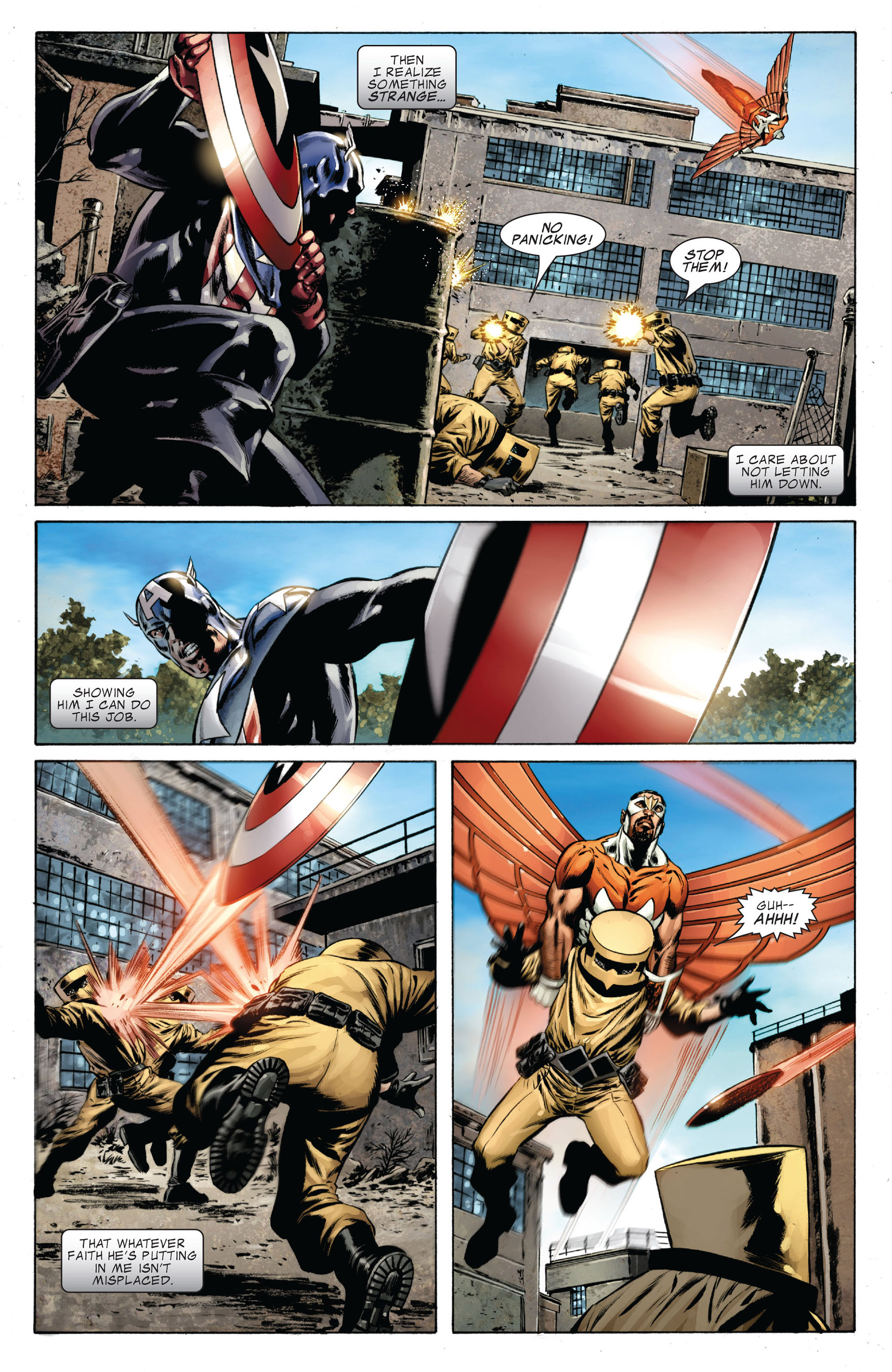 Captain America (2005) Issue #38 #38 - English 15
